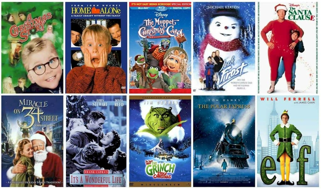 What's your favourite Christmas movie?