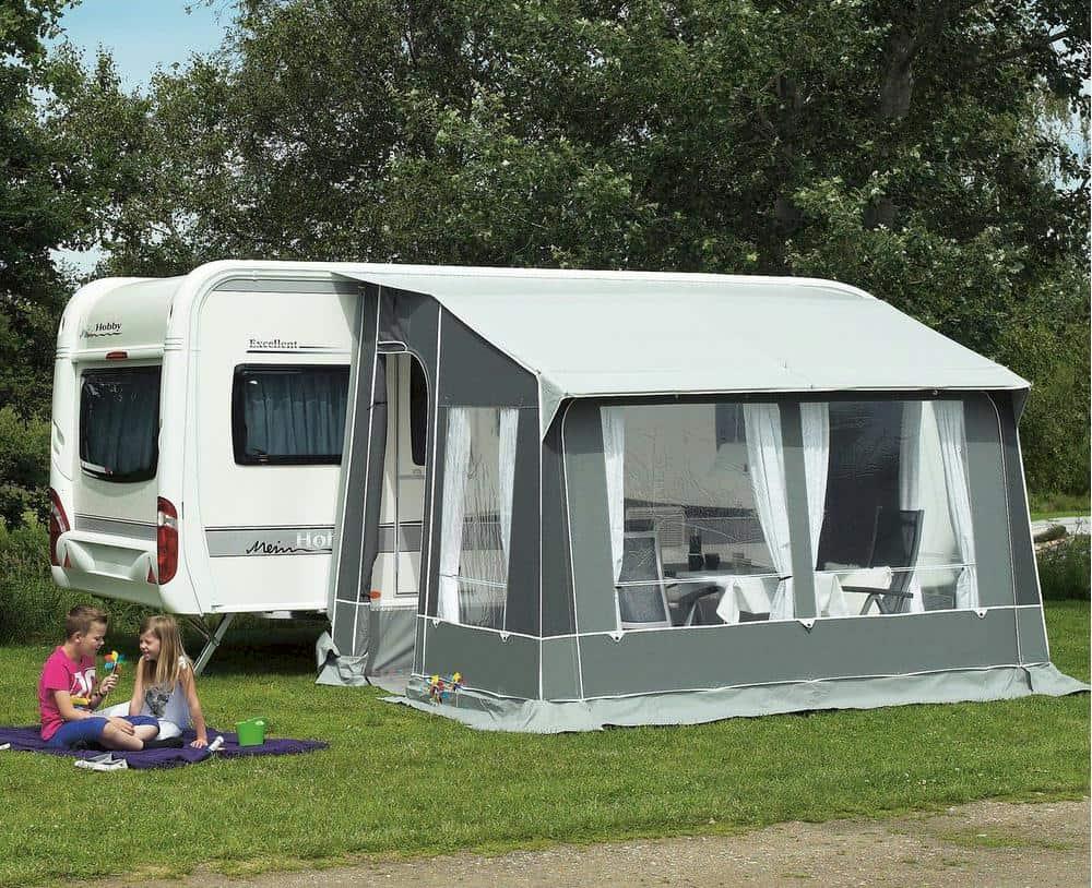 Caravan, RV motorhome loans