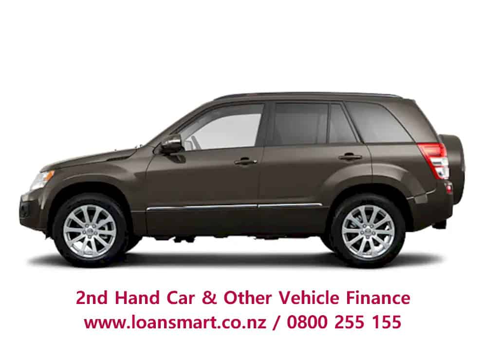 Car & Vehicle Loans