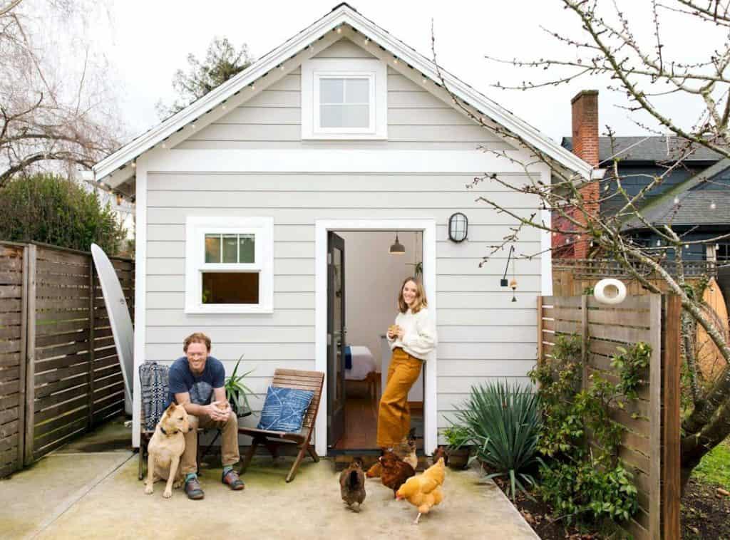 Tiny home finance