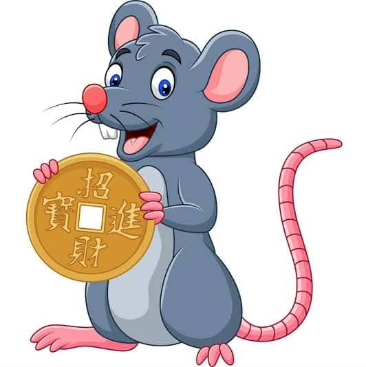 Year of the Rat - Happy Chinese New Year