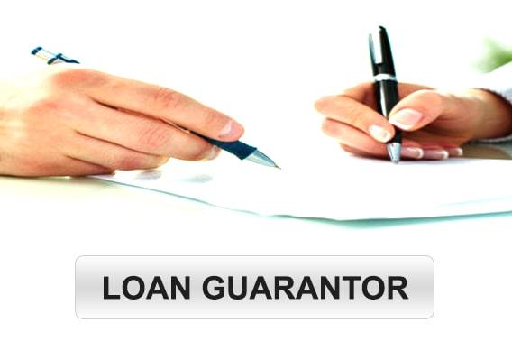Personal Loan Guarantor