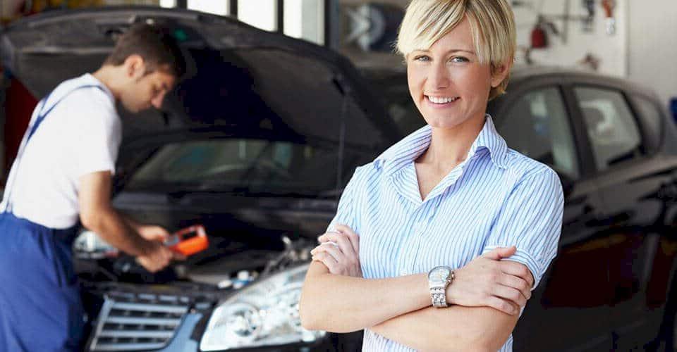 Car repairs finance