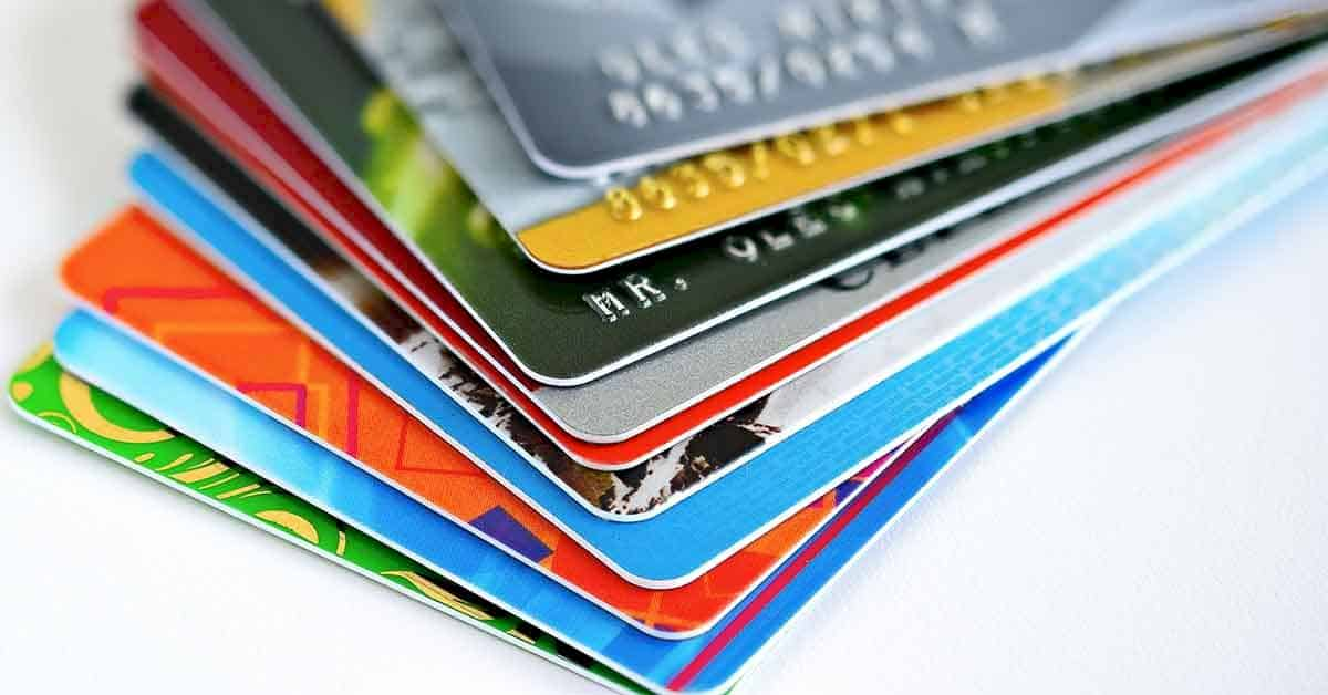 Pay of your credit card, charge card and other debt
